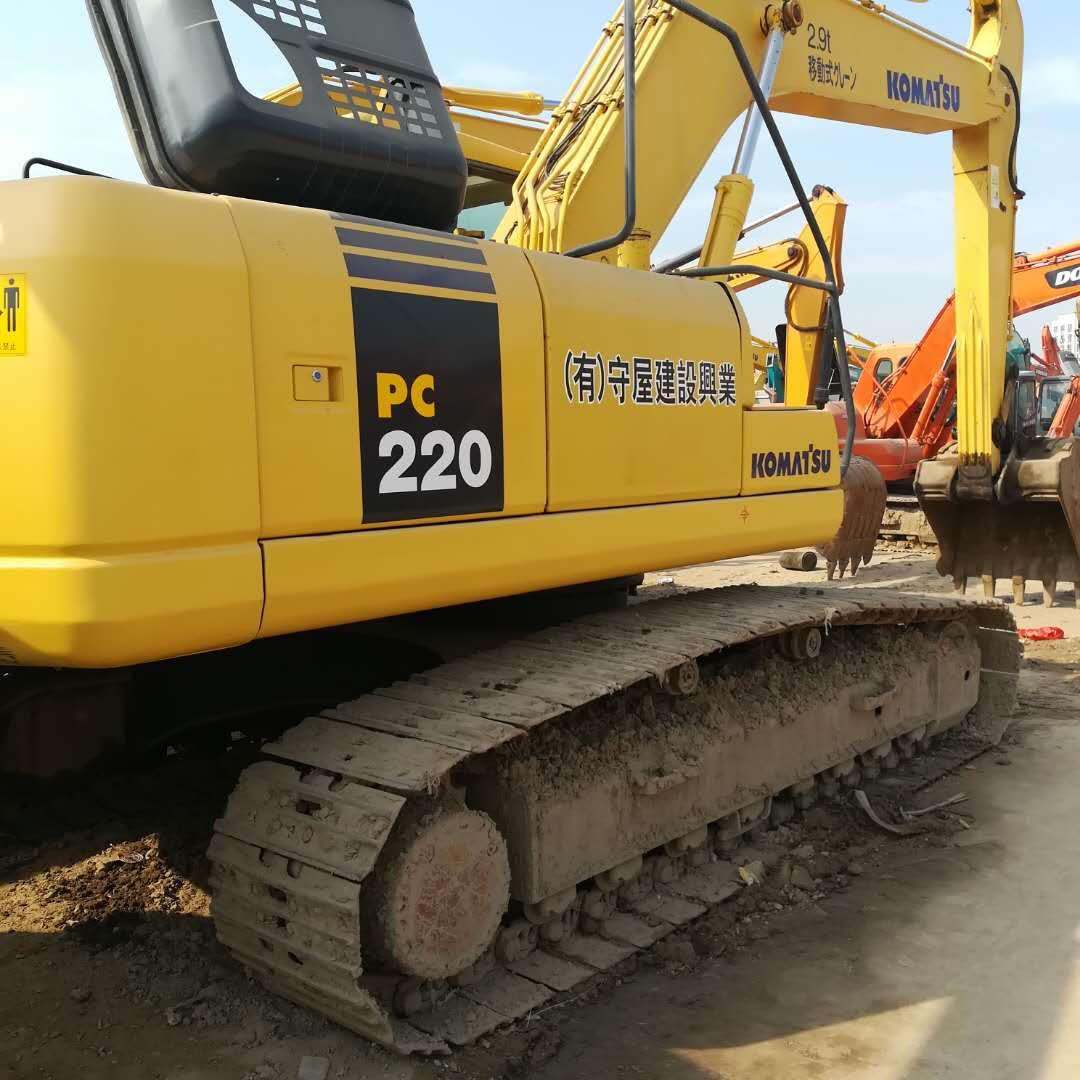 二手小松挖掘机价格 二手小松挖掘机厂家 小松二手挖掘机市场