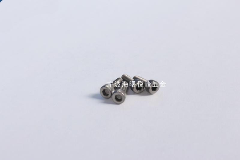 钛螺丝规格 钛螺丝批发价格 浙江钛螺丝经销商供应商批发 钛螺丝厂家直销