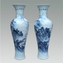恭贺礼品陶瓷大花瓶 家居餐厅客厅花瓶摆件批发
