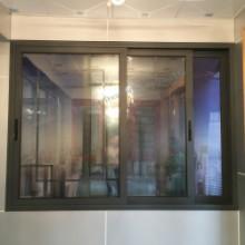 广枫金福80系列铝合金推拉窗批发