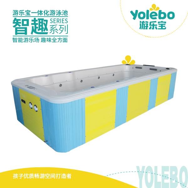 宁夏婴童游泳馆全套设备游乐宝厂家整体输出 亚克力水育池
