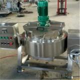 不锈钢蒸汽电加热夹层锅- 山东正规夹层锅批发价格