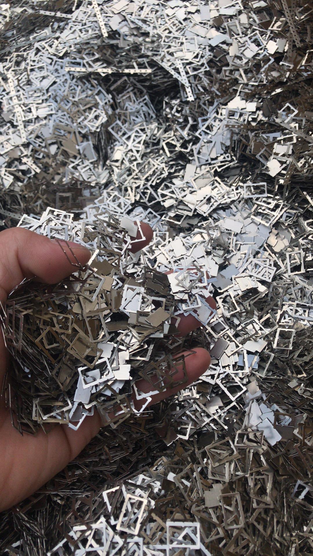 白铜废料回收
