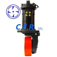 Roboteq驱动器 卧式舵机 AGV立式驱动轮