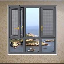 55平开窗_铝合金门窗价格 定制平开窗 铝合金门窗厂家 断桥铝合金门窗公司批发