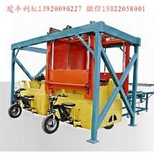 工业废渣制砖机,自动化砖机 新建丰智能全自动制砖机厂家直接发货批发