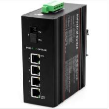 工业级非管理型一光四电交换机  光四电交换机批发 一光四电工业级交换机 以太网网络设备图片
