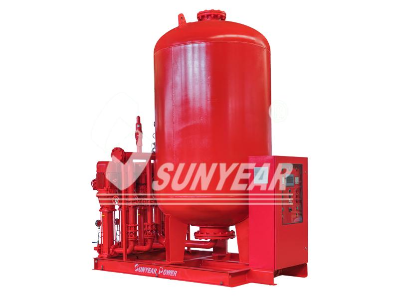 广州三业供应消防稳压给水设备