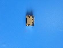 HDMIMINI HDMI 19P SMT 前插后贴图片