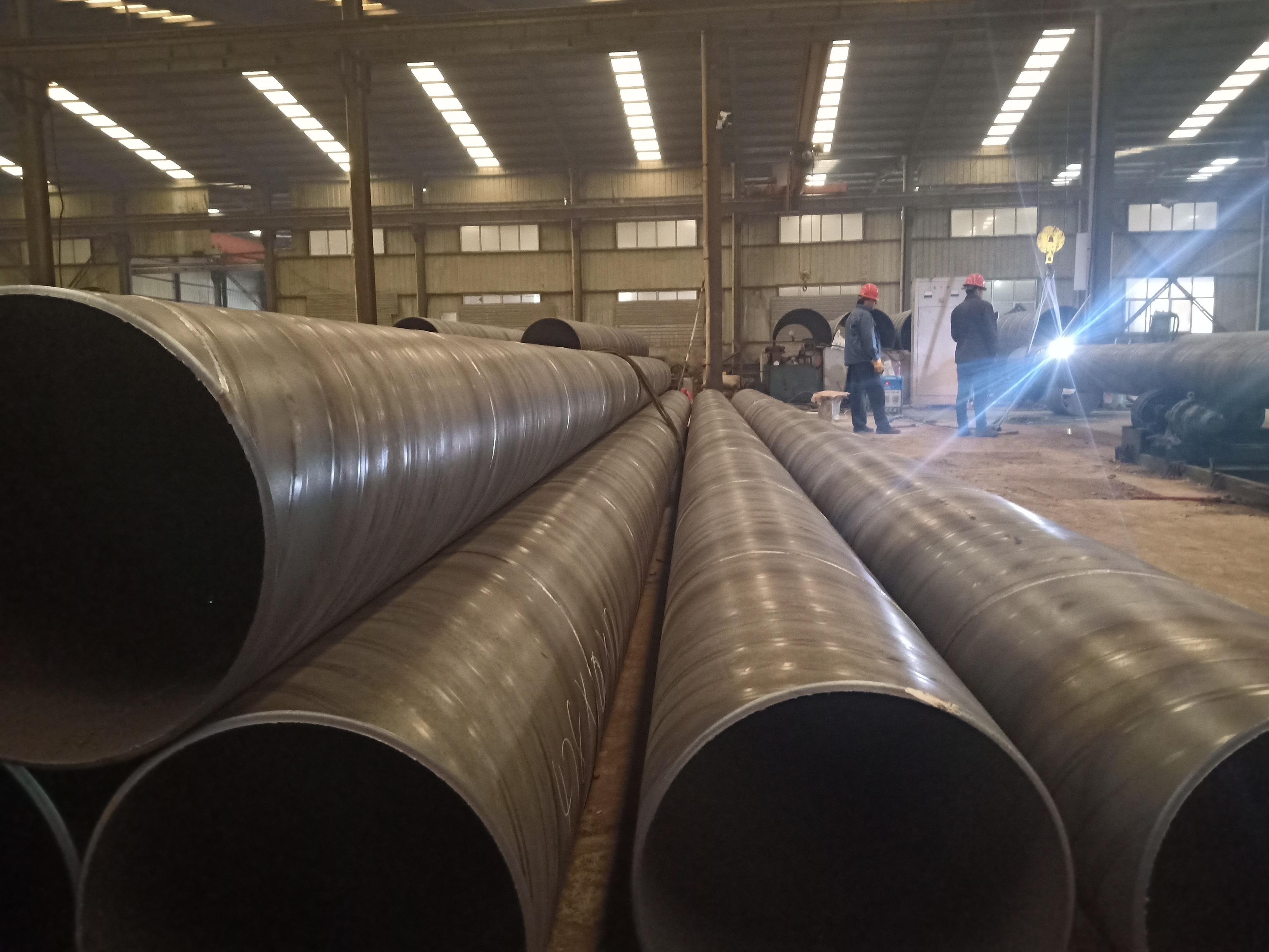 山东螺旋管|山东螺旋钢管|山东螺旋管厂|山东融达钢管制造有限公司