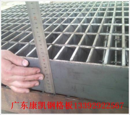 镀锌钢格栅盖板 钢格板图片/镀锌钢格栅盖板 钢格板样板图 (3)