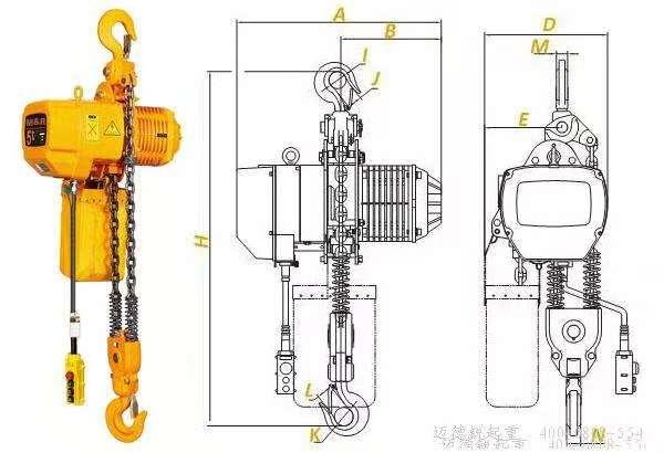 东莞环链葫芦厂家 供应商 定制 价格 东莞环链葫芦供应商