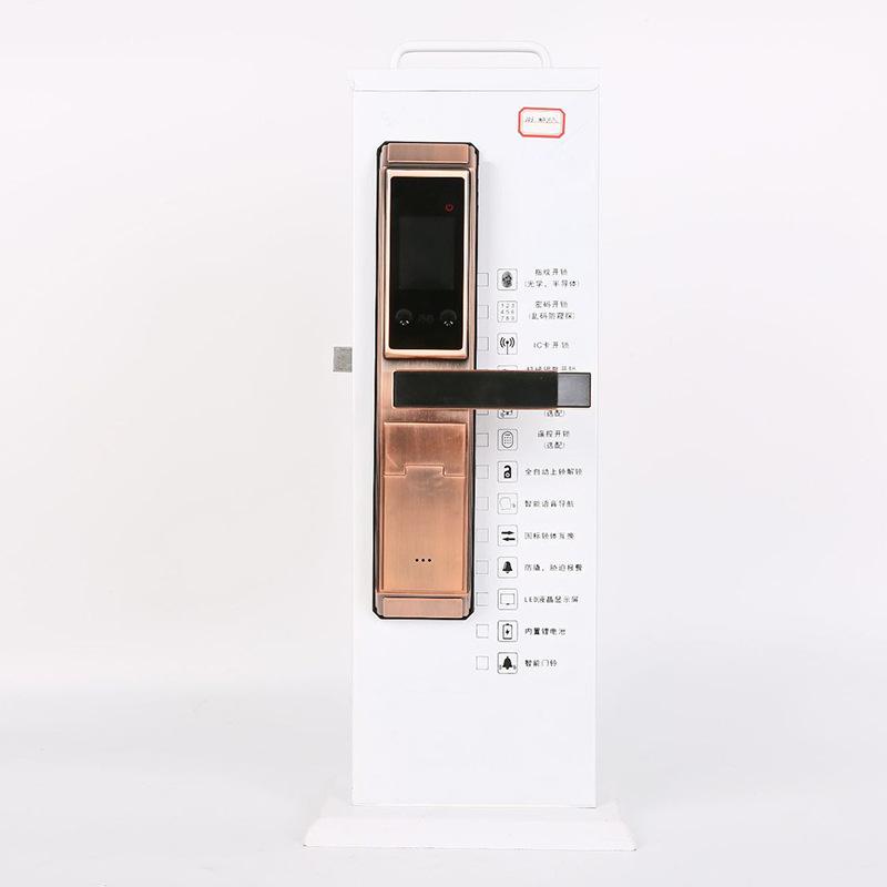 厂家直销 指纹密码锁 全自动指纹锁 家用防盗门智能锁 电子门锁