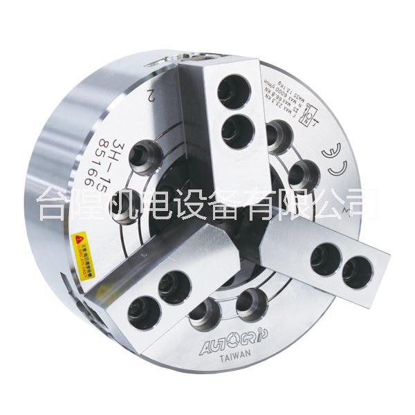 佳贺中空液压卡盘3H-208/3H-206台湾佳贺中空卡盘原厂代理