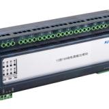 奥杰特智能照明控制系统智能照明系统12路继电器输出模块路灯隧道智能照明控制系统