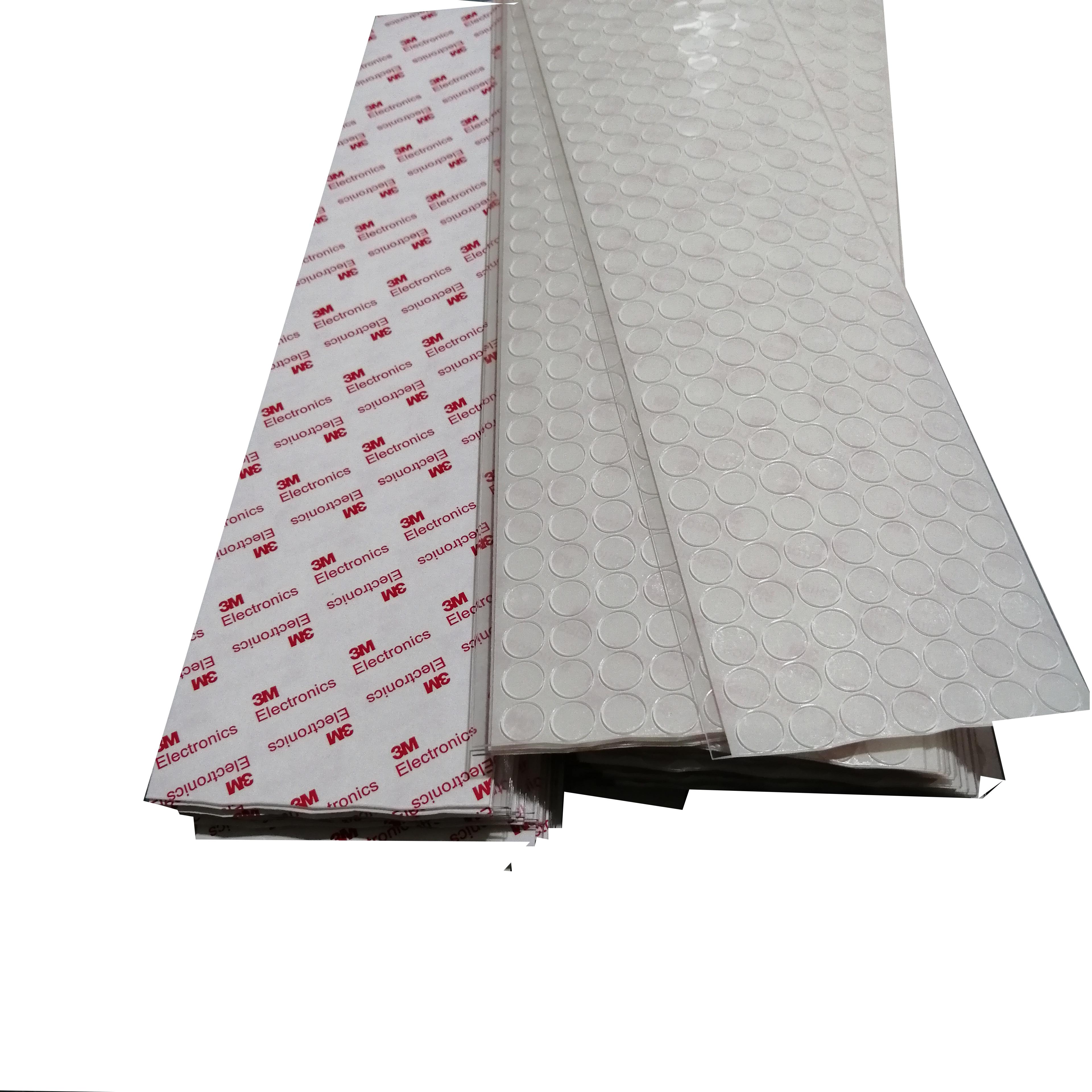PVC胶垫PVC冲型透明防震防撞防滑胶垫环保隔热脚垫厂家直销可定制