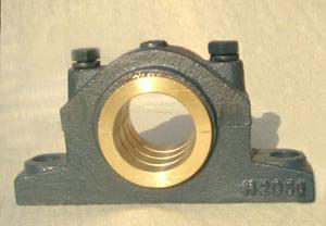 供应江苏铸钢轴承座 铸铁轴承 轴承厂家 球墨铸铁轴承定制