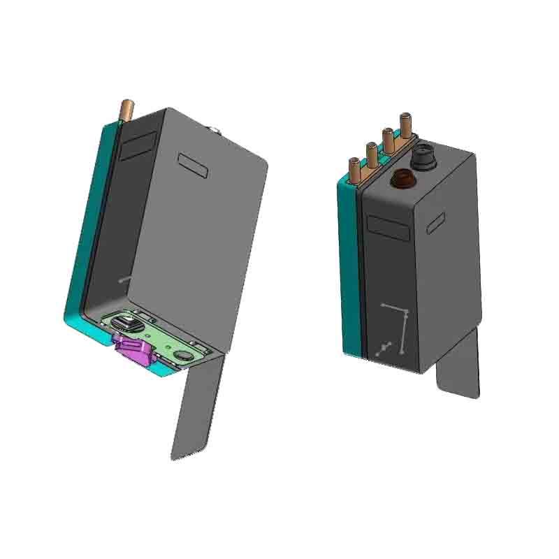 博智慧达液压油管焊缝跟踪 钢管焊缝跟踪检测  机器人视觉焊缝跟踪系统