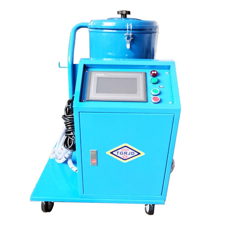 轻轨动车电动数显定量注脂机PLC控制高精度加油存储数据传送打印52021系列