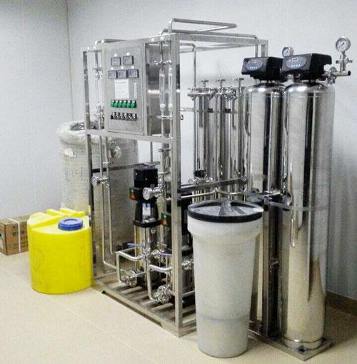 500L纯化水设备 北京纯化水机 专业生产研发纯化水机企业三达水 纯化水机维修维护