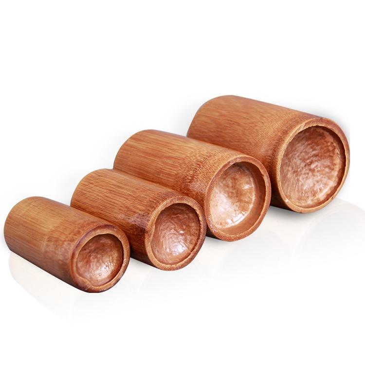 竹火罐 竹子拔火罐 碳化竹吸筒