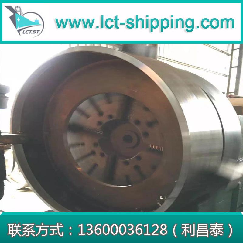 广州利昌泰绞吸船加工件配送清淤船配件冲压