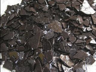 黑色片状古马龙树脂 黑色片状古马龙树脂