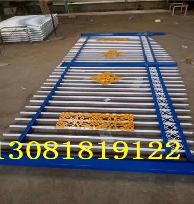 锌钢围墙护栏图片/锌钢围墙护栏样板图 (4)