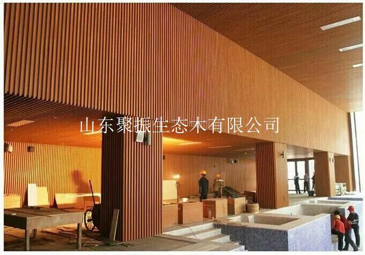 绿可木100平面板厚度是多少 生态木100墙板