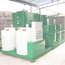 一体化油墨废水处理装置,高难度废水处理设备