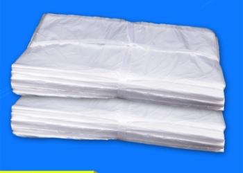 生产厂家大小po胶袋平口透明加厚图片
