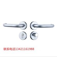 304不锈钢防火分体门锁 室内房门通用执手锁揭阳门锁