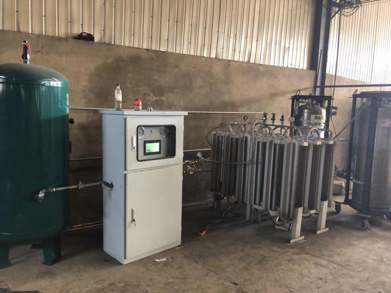 YB系列100立方混合气体配比器氩气二氧.化.碳二元气体混合配比柜 气体配比柜 气体配比柜A 气体混合装置