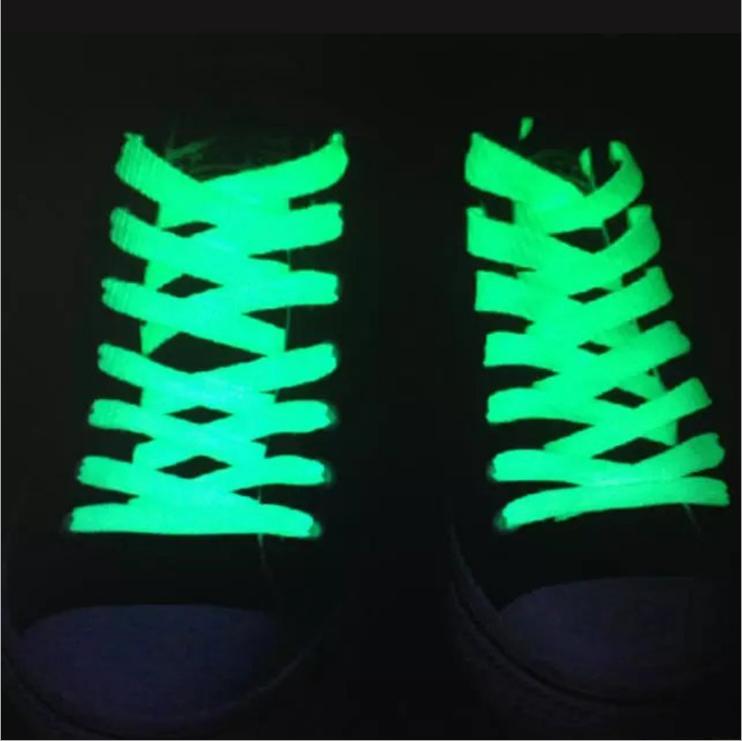 夜光鞋带批发可定制 运动帆布鞋带 东莞绳带厂家 服装绳