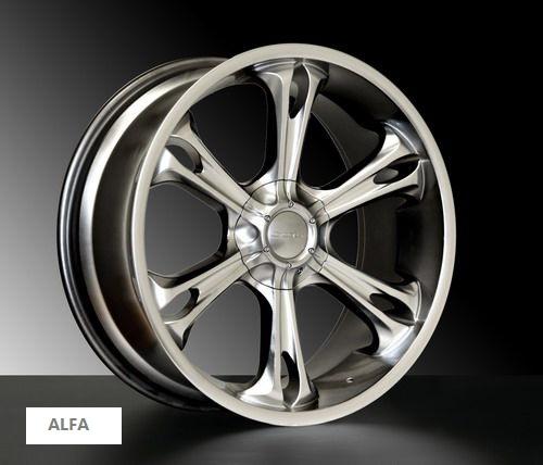 ALFA汽车轮毂外观缺陷检测