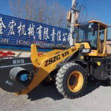 搅拌斗装载机建筑工程用移动式混凝土工程用的搅拌斗铲车
