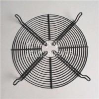 供应不锈钢风机罩 机械防护罩 风机铁网 空调网罩可定制
