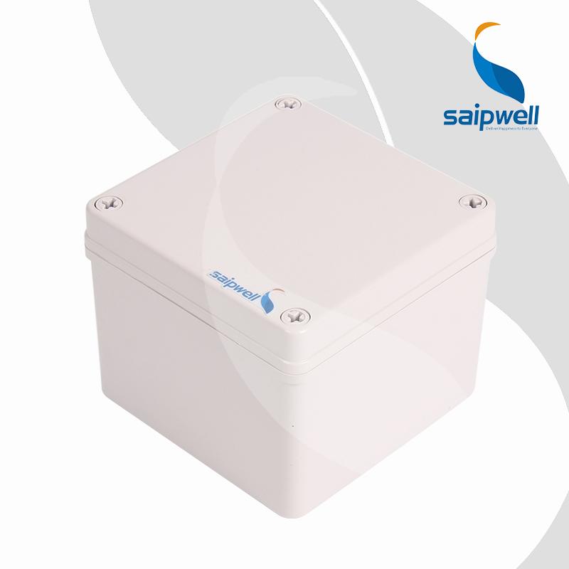 斯普威尔供应125区间防水盒  地铁区间耐腐蚀接线盒 阻燃塑料盒