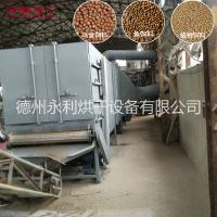 大型带式膨化饲料烘干机