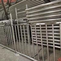 热镀锌钢管护栏-优质生产供应商厂家直销批发价格