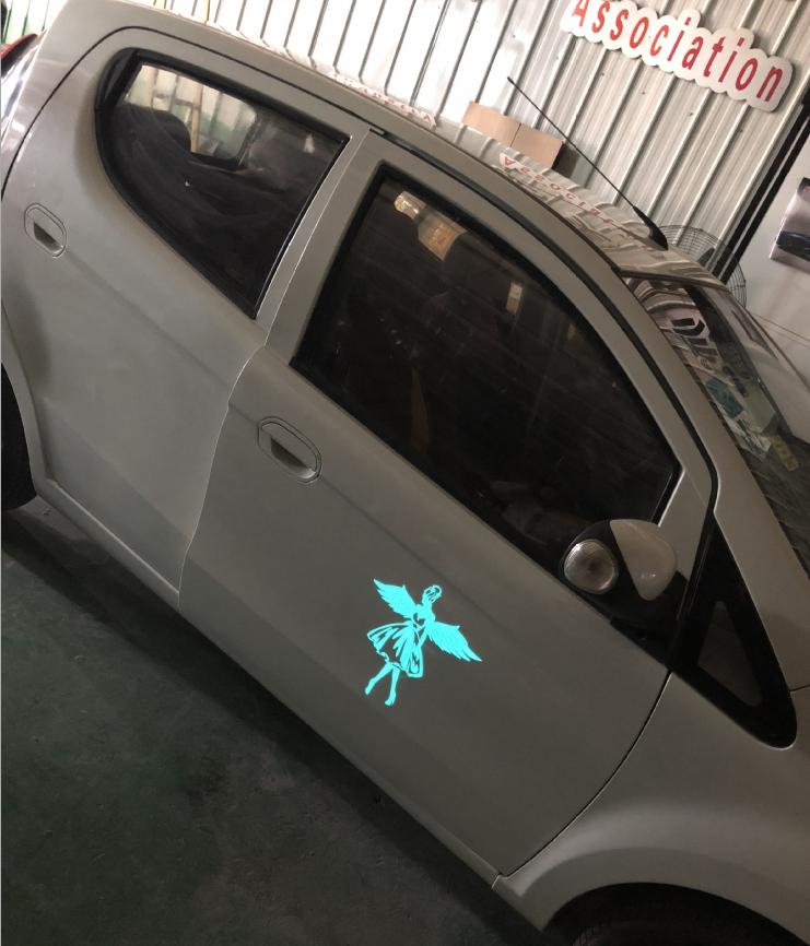 电光涂料 发光车漆 电致发光涂料 电致发光涂料厂家