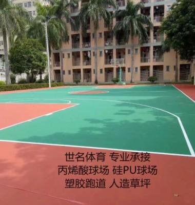 篮球场地坪漆图片/篮球场地坪漆样板图 (1)