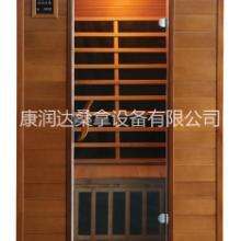 供应新款高档汗蒸房 双人红雪松碳板系列桑拿房KRD-102批发