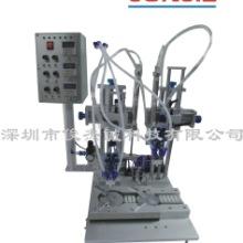 厂家生产深圳磁路胶机扬声器T铁磁铁粘合打胶机J010-C1B批发