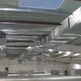 角铁法兰风管加工厂家 广州从化矩形风管加工