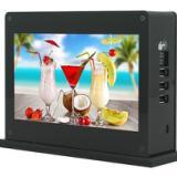 6寸-10.1寸LCD屏桌面广告充电桩 柜台展示台签 广告一体互动宣传充电宝厂家生产餐牌充电宝移动电源厂家直销