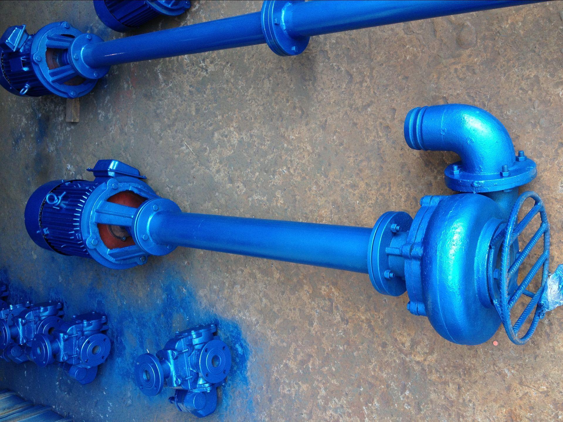 NL污水长轴泥浆泵