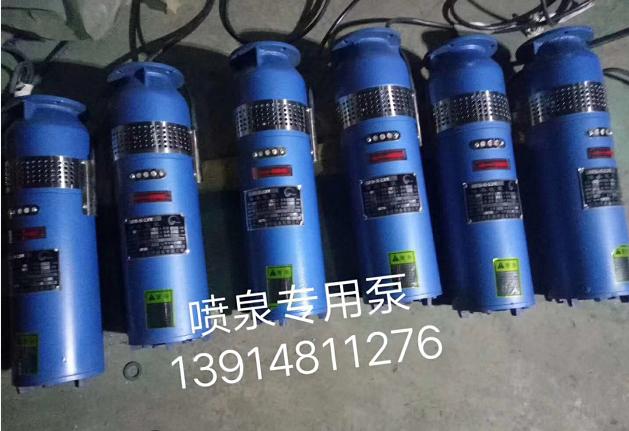 喷泉专用潜水泵  喷泉专用潜水泵价格  304材质不锈钢潜水喷泉泵