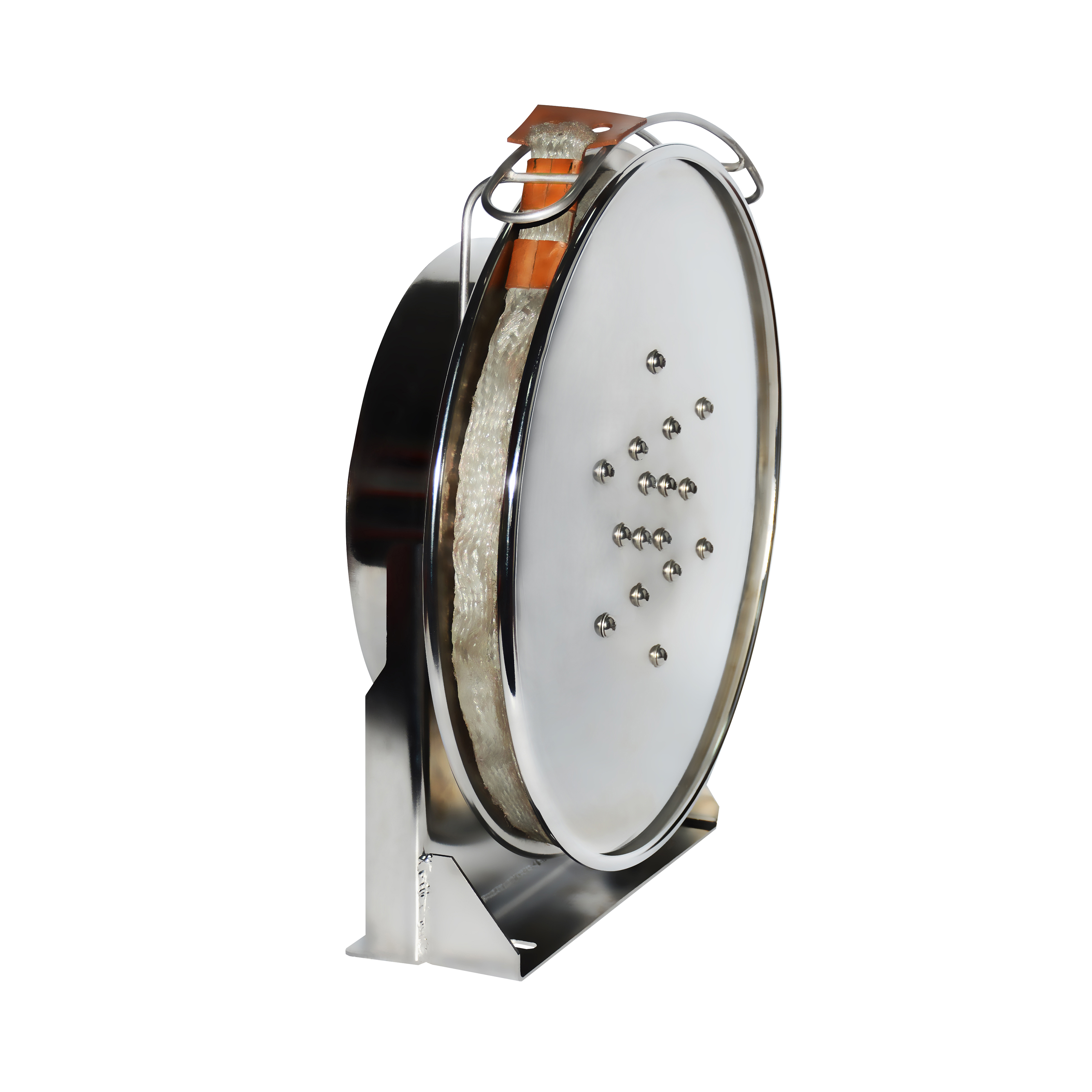 EB460放静电卷盘 油库放静电卷管器 不锈钢卷管器 雷电分流器 电缆卷线器