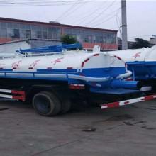 黑龙江哈尔滨东风4吨吸污车生产厂10吨吸污车价格图片